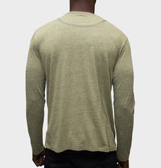 Larchmont Lime Henley