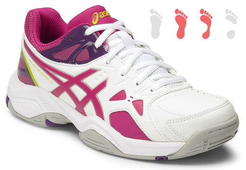 Asics Gel Netburner GS - Kids Girls Netball Shoes