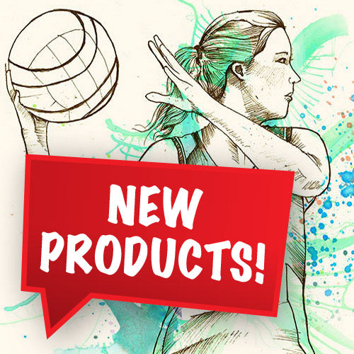 New netball gear on sale