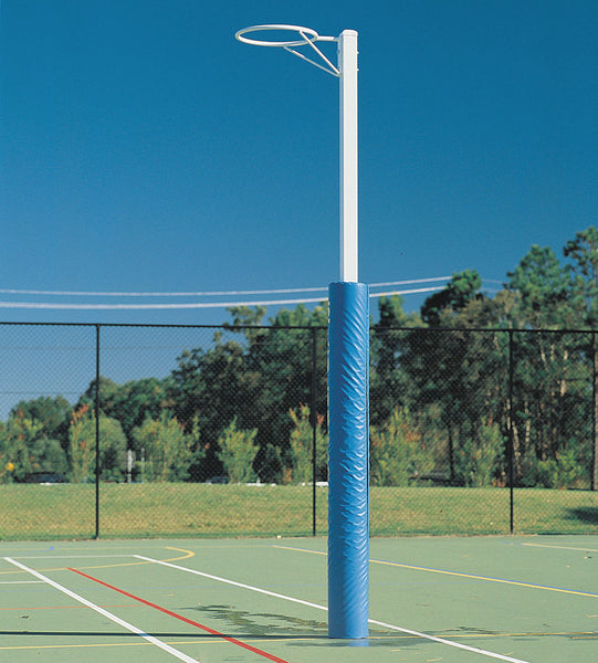 Fixed Netball Posts - Heavy Duty Outdoor