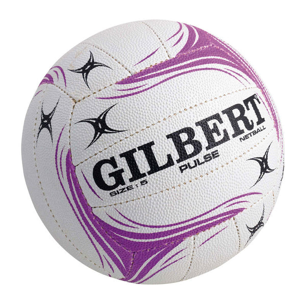 Gilbert Pulse Training Netball - Blue - Size 4 or 5