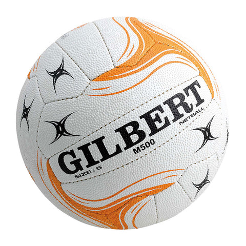 Gilbert State M500 Match Netball - Size 4 or 5