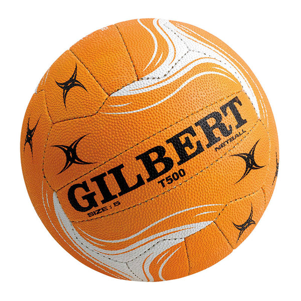 Gilbert State T500 Training Netball - Size 4 or 5
