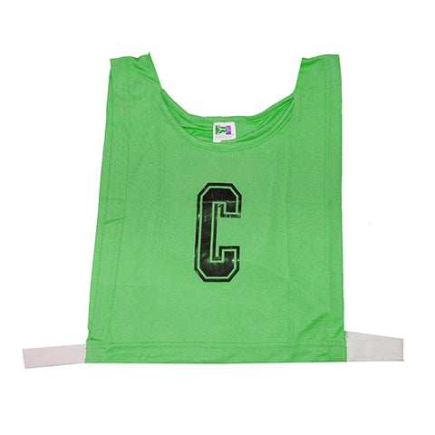 Netball Bib Set - Polyester - Emerald Green