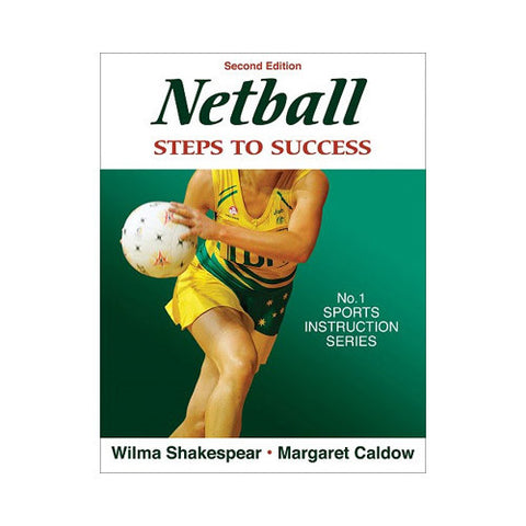 Netball: Steps to Success (Book)