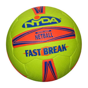 Nyda Fastbreak Training Netball - Size 4 or 5