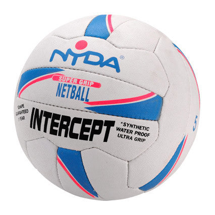 Nyda Intercept Match Netball - Size 5