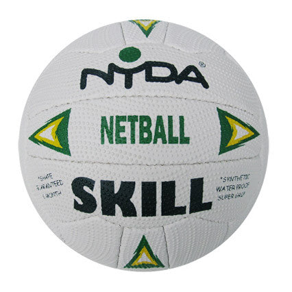 Nyda Skill Training Netball - Size 4 or 5