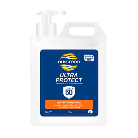 Sunscreen 50+ Pump Pack - 1 Litre