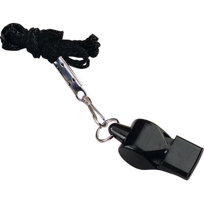 Pealess Umpire's Whistle