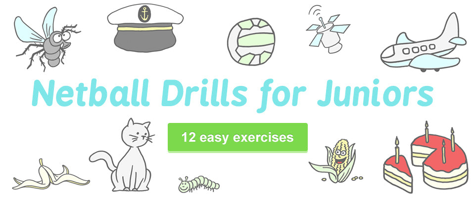 Netball Drills for Juniors