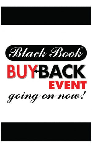 Black Book Buy Back Event