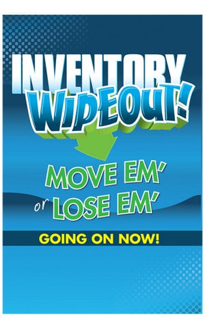 Inventory Wipe Out