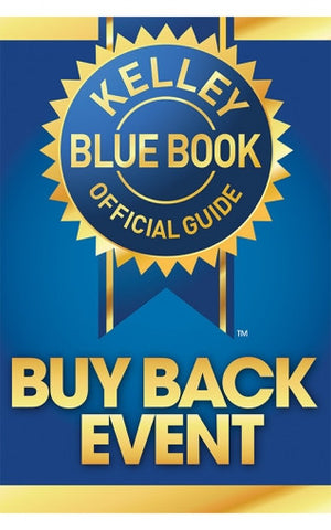 Kelley Blue Book Buy Back
