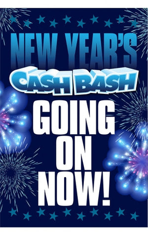 New Year's Cash Bash