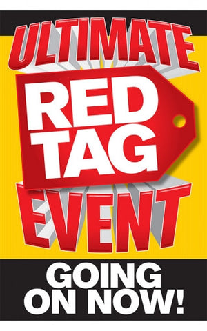 Ultimate Red Tag Event