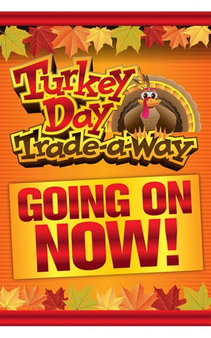 Turkey Day Trade-a-Way