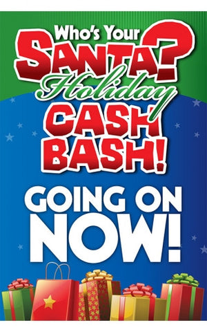 Who's Your Santa Cash Bash