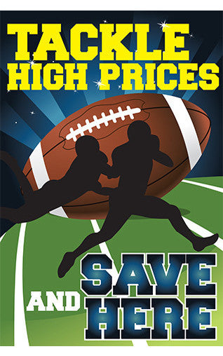 Tackle High Prices: Friday Night Lights Edition
