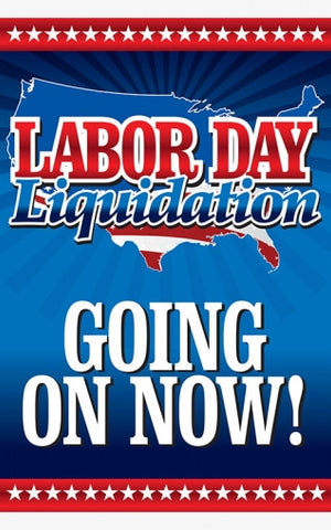 Labor Day Liquidation