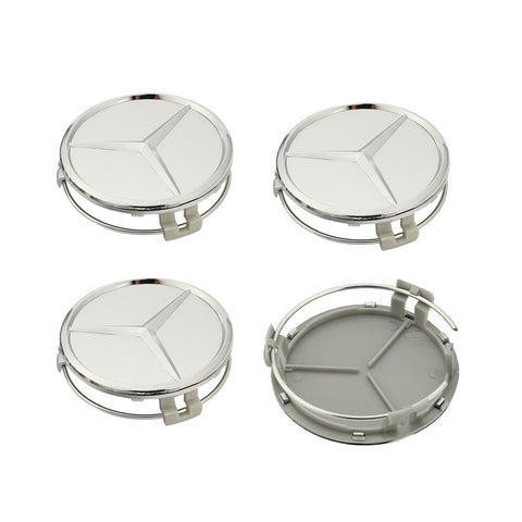 4Pcs/Set Wheel Center Hub Caps for Benz 4Pcs/Set Wheel Center Hub Caps for Benz, Center Cap, AutoCapshack.com, AutoCapshack.com - American Eagle Wheel Corp.