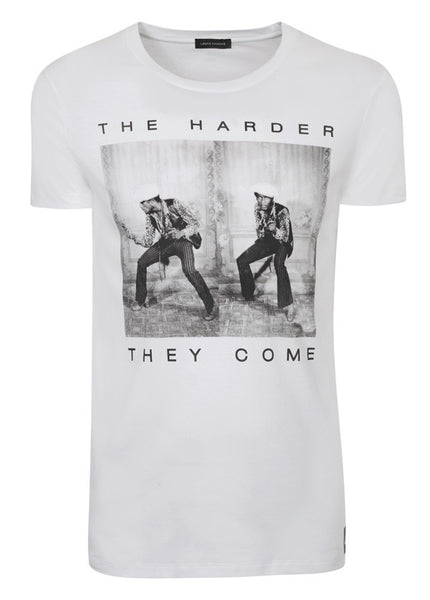 The Harder They Come T-Shirt - LAMIS KHAMIS