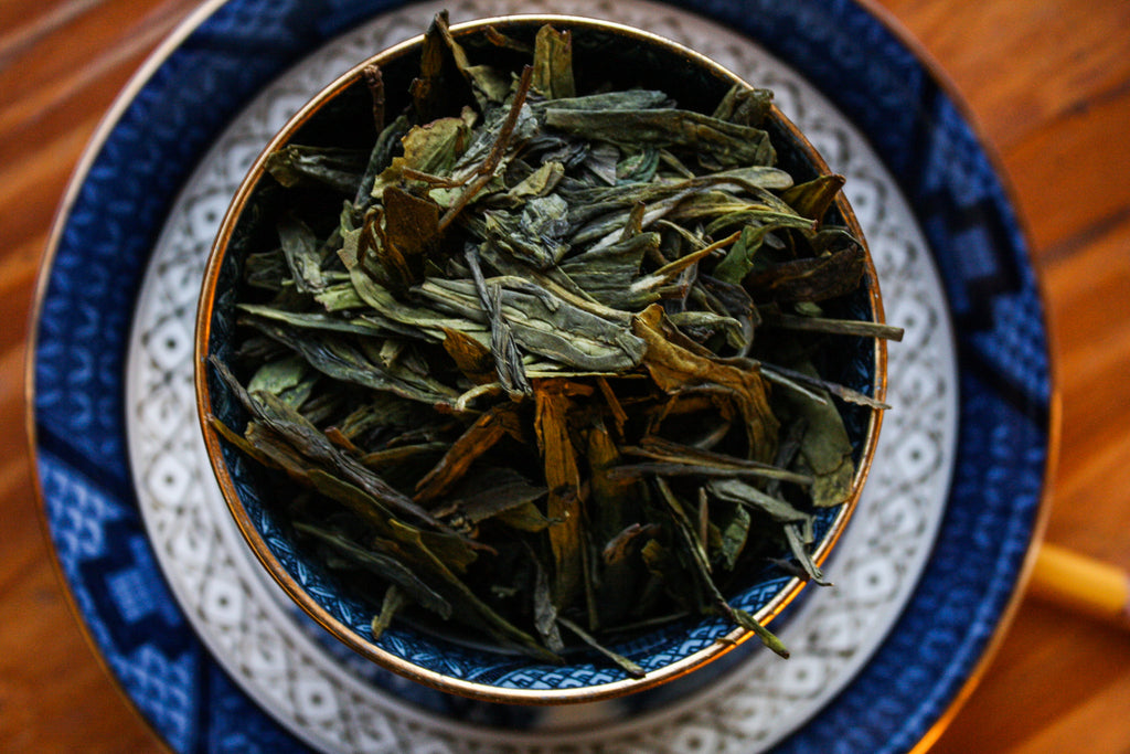Lung Ching (Dragonwell) Green Tea