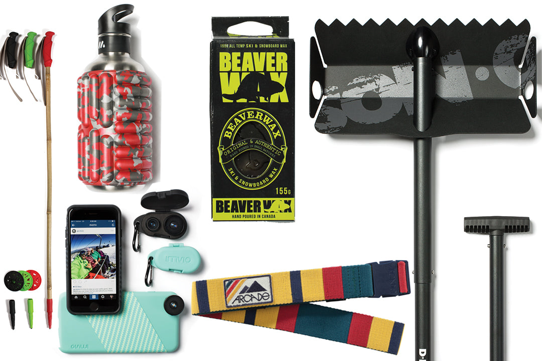 Freeskier Magazine Gift Guide