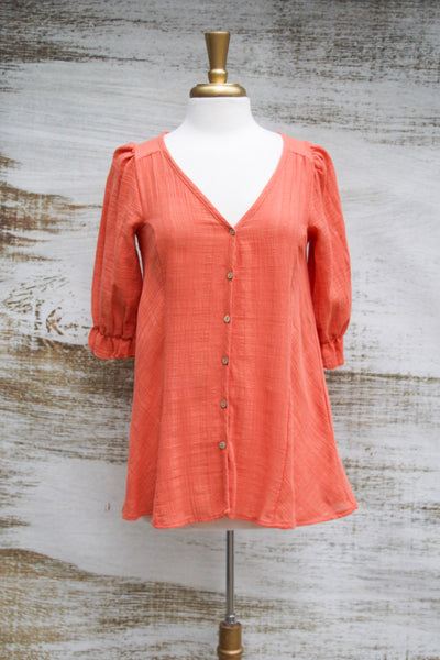 Ralph Rust Blouse