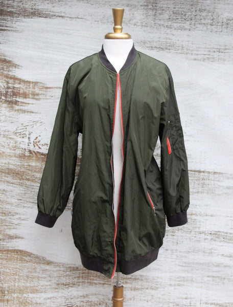 Danger Zone Bomber Jacket
