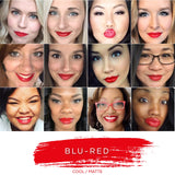 Blu-Red Lipsense