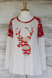 Our Favorite Reindeer Top