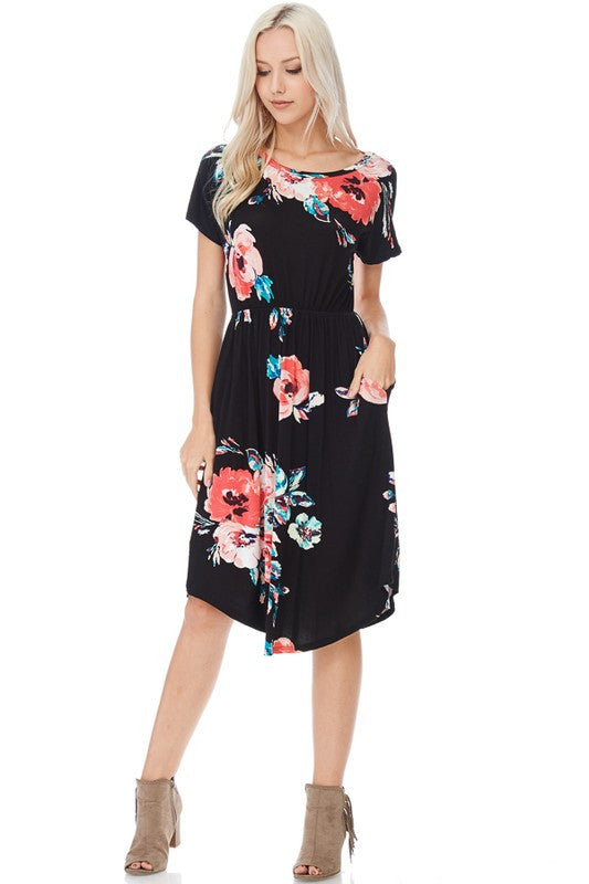 Best Seller Summer Floral Dress