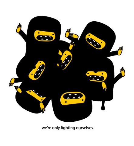 Only Fighting