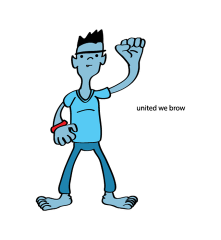 United We Brow