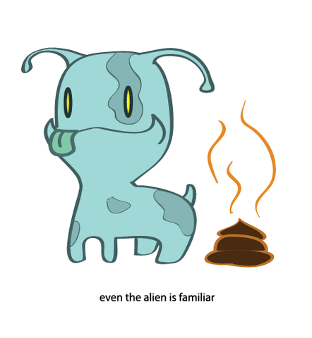 Alien Familiar