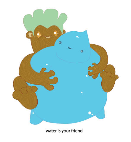 Water Friend