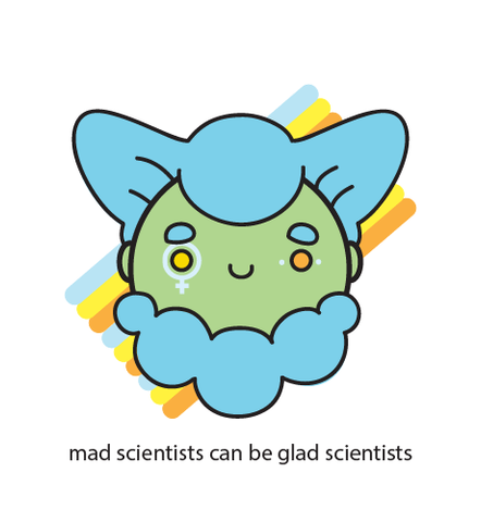 Glad Scientist