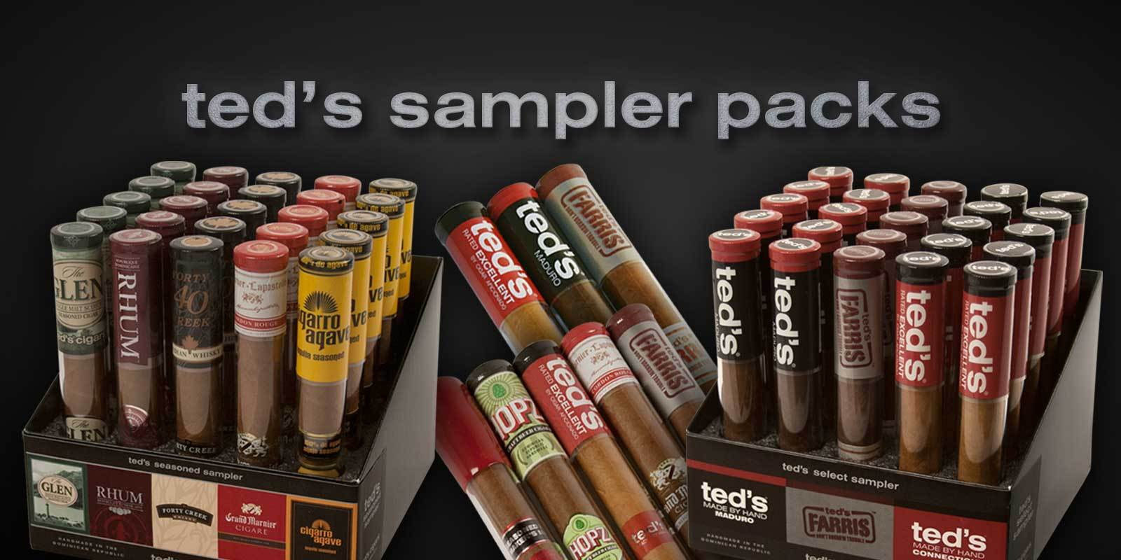 Ted's Samplers