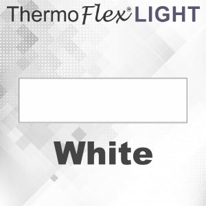 "ThermoFlex® LIGHT Heat Transfer Vinyl, 15"" x 10 Yards"