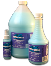 Rapid Clear Polish - Quart