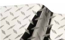 R-Tape 4827 Diamond Plate Vinyl  - Outdoor Grade