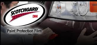 3M SGH6 Scotchgard™ Paint Protection Film ---- 5 - Year