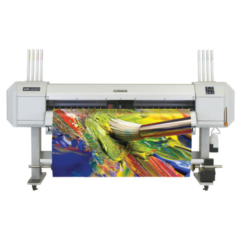 "64"" Mutoh ValueJet 1638X DUAL-HEAD Eco-Solvent Printer"