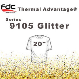 FDC 9105 Thermal Advantage™ - Glitter 20""
