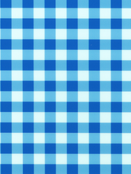 Gingham Plaid HTV