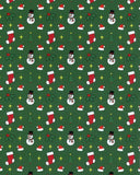 Holiday Pattern HTV
