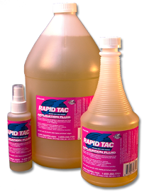 Rapid Tac Application Fluid