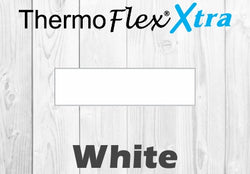 "ThermoFlex® Xtra (Nylon) Heat Transfer Vinyl, 15"" x 10 Yards"
