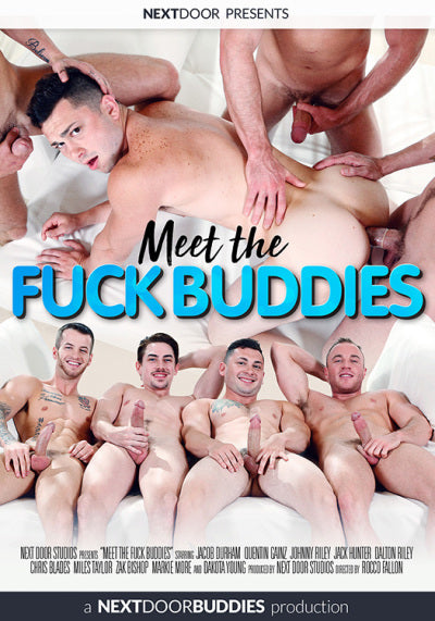 Meet the Fuck Buddies